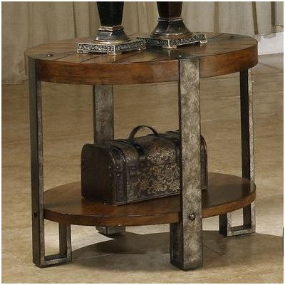 Rustic End Tables best 25+ round end tables ideas on pinterest | wood end tables