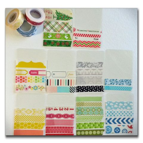 Craft It Organize It Washi Book By Recollections