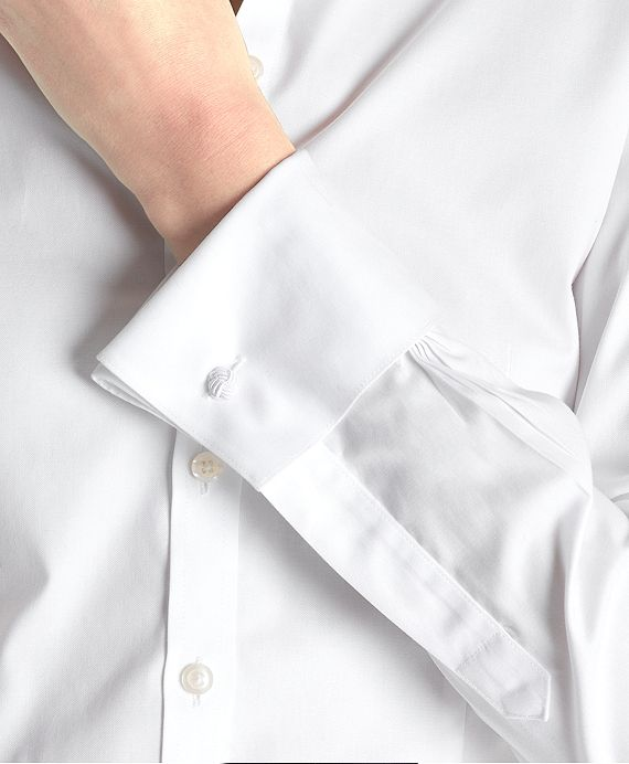 Women 39 s non iron fitted french cuff dress shirt french French cuff shirt women