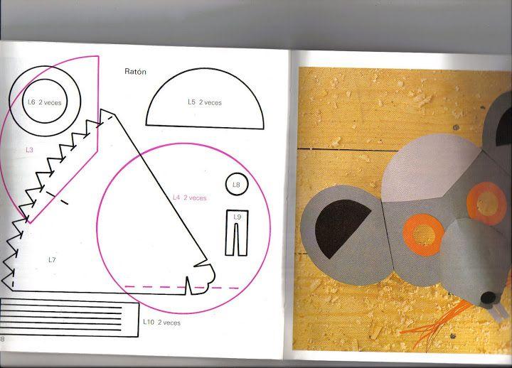 17 best ideas about como hacer mascaras on pinterest - Como hacer manualidades de papel ...