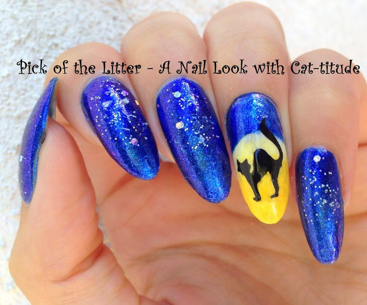 787 best nail art fall autumn and halloween images on pinterest nails by ms lizard julep halloween nail art contest prinsesfo Choice Image