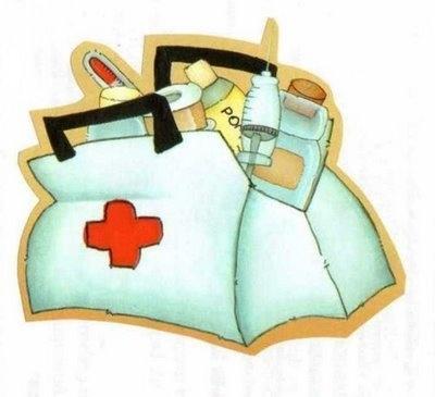 remédios - découpagem