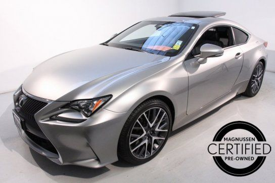 Coupe 2015 Lexus Rc 350 With 2 Door In Fremont Ca 94538 Lexus Cars Coupe Vehicles