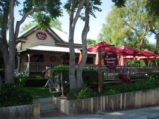 The Vineyard House Santa Ynez Restaurants Pinterest And Valley