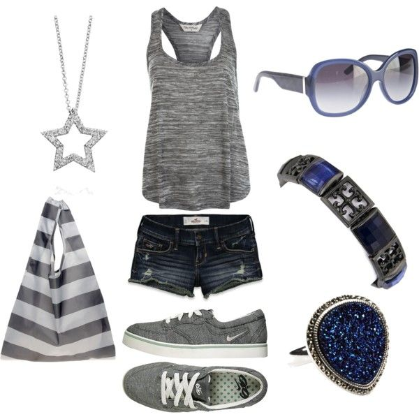 Dark Blue and Gray: Wardrobes Idea, I D Replacements, Stars Necklaces, Dark Blue