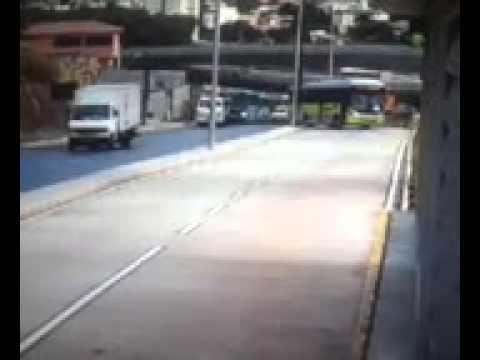 Brasil: Así se cayó el viaducto en Belo Horizonte [VIDEO]
