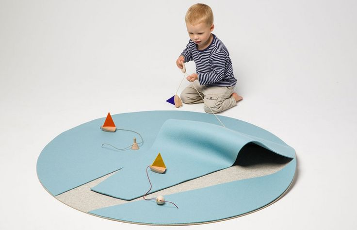 Holzbausteine & Teppich für Kinder: Leonarda Spassova über »cambion« und »Auf hoher See« | afilii – gute Gestaltung für Kinder