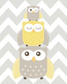 Sweet Owls on Pinterest | Cute Owl, Owl and Girl Owl Nursery
