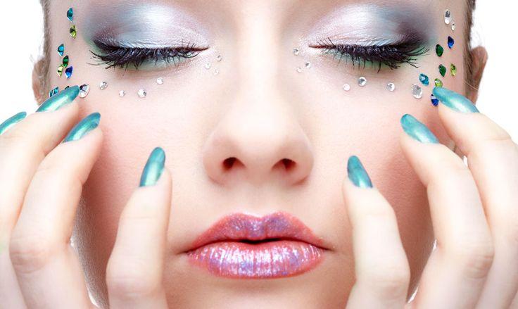 Avec ou sans Maquillage ! Quand la beauté n'a pas de prix ! 12 Photos.