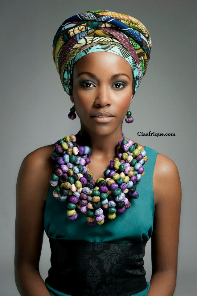Afrocentric Accessory By French Designer Toubab Paris Ciaafrique African Fashion Beauty