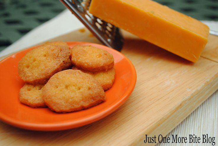 "Homemade Gluten Free ""Cheez It's"""