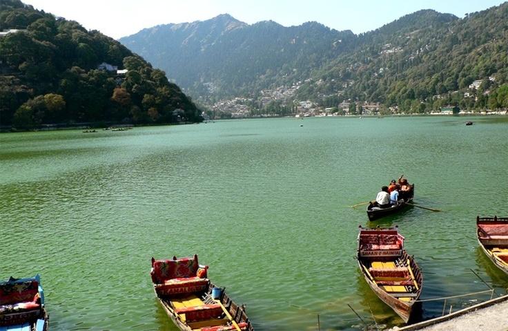 Beautiful Nainital- Nainital Lake..