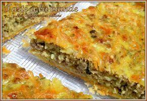 une recette improvisée de tarte à la viande hachée. J'utilise le massalé, une épice originaire de la Réunion, une épice douce et parfumée. une pâte feuilletée