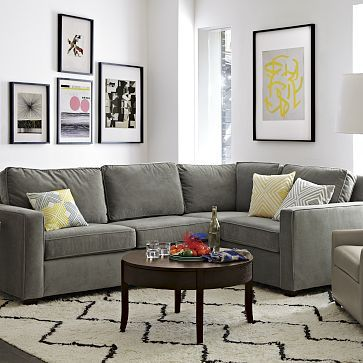 Henry Sectional on westelm.com