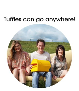 Great for #Rural, Coastal & Urban areas. http://www.tuffies.com.au/