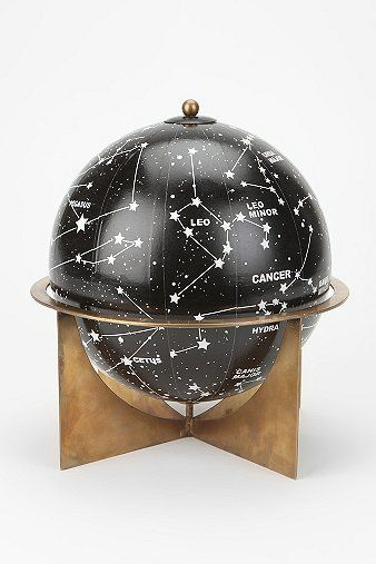 """Magical Thinking"" constellation globe from Urban Outfitters ($40)."