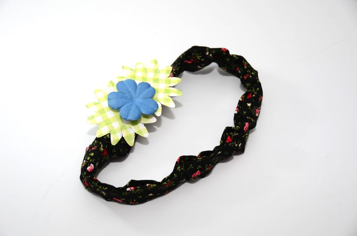 How to Make Baby Headbands -- via wikiHow.com