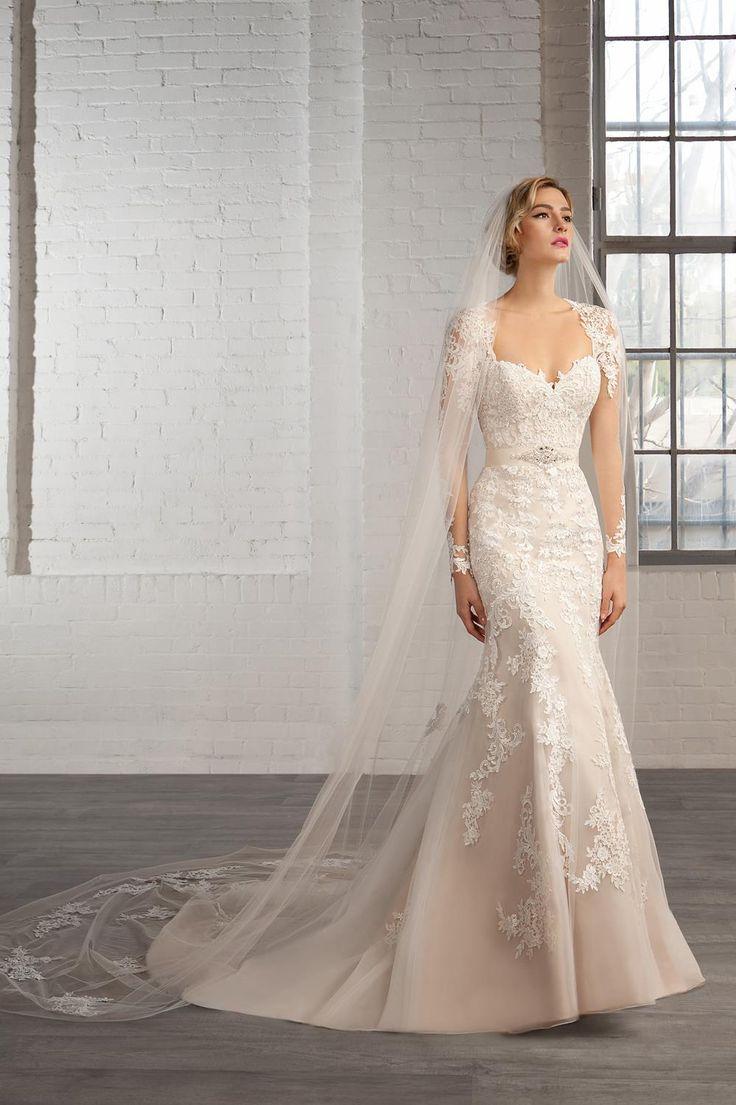 102 besten Hochzeitskleider Bilder auf Pinterest | Hochzeitskleider ...
