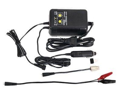 Ładowarka/rozładowywarka procesorowa do akumulatorów o napięciu  od 2.4V do 12V[MW]