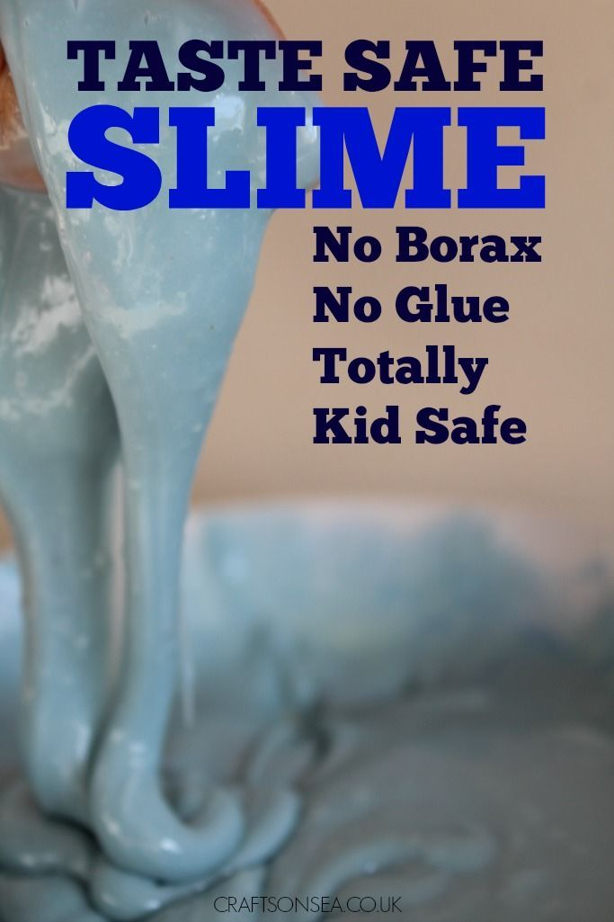 Want to make slime but don't like the idea of borax or washing liquid? This taste safe slime recipe uses all edible ingredients for kid friendly fun!