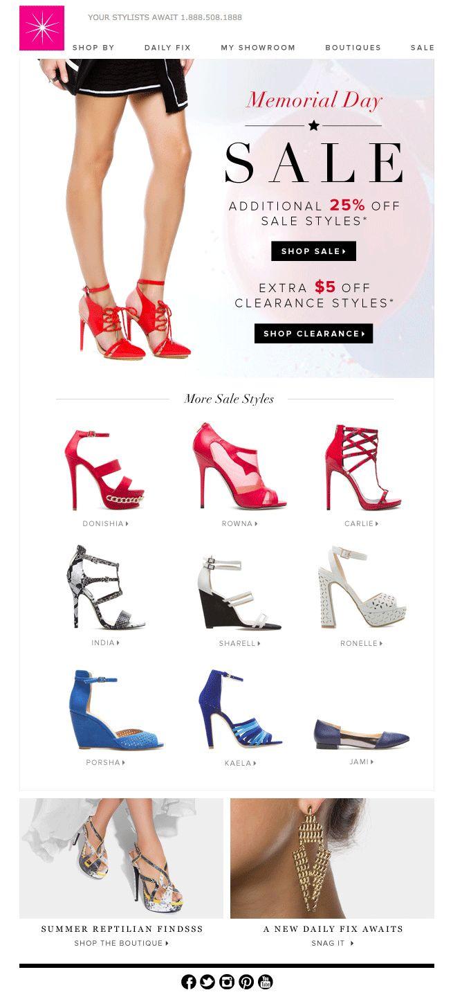 newsletter design, sale