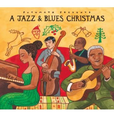 Putumayo A Jazz And Blues Christmas CD με Παιδικά Τραγούδια για τα Χριστούγεννα
