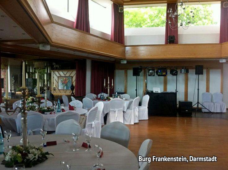 Burg Frankenstein, Darmstadt, Hochzeit Kupferbergterasse, Mainz