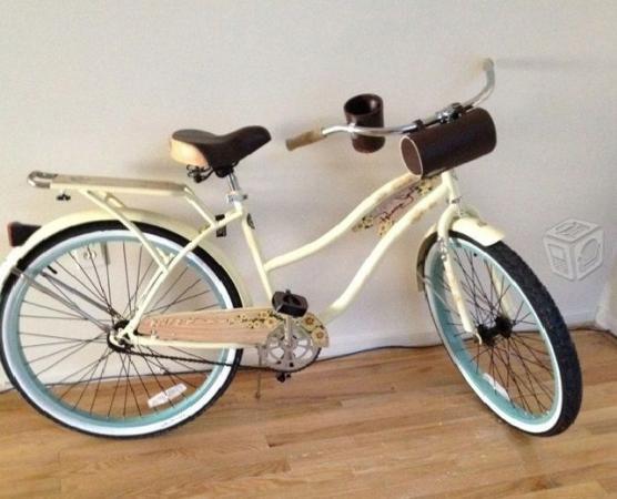 Bicicleta huffy panama jack 26