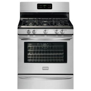frigidaire gallery ft convection gas range stainless demo zoom out zoom in frigidaire - Frigidaire Gallery Stove