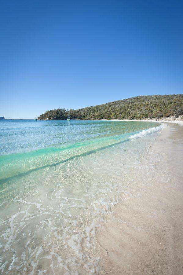 Wineglass Bay, Tasmania, Australia - 50 Places to Travel in 2014