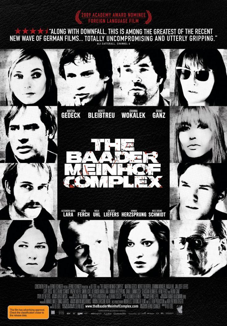 The Baader Meinhof Complex (2008)