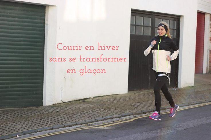 blog femme sport running : conseils courir en hiver tenue running