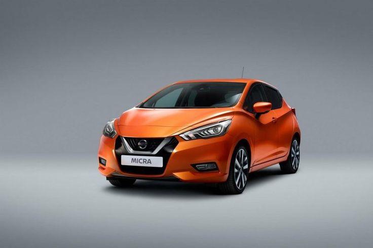 2017 #Nissan #Micra makes a global debut in Paris.