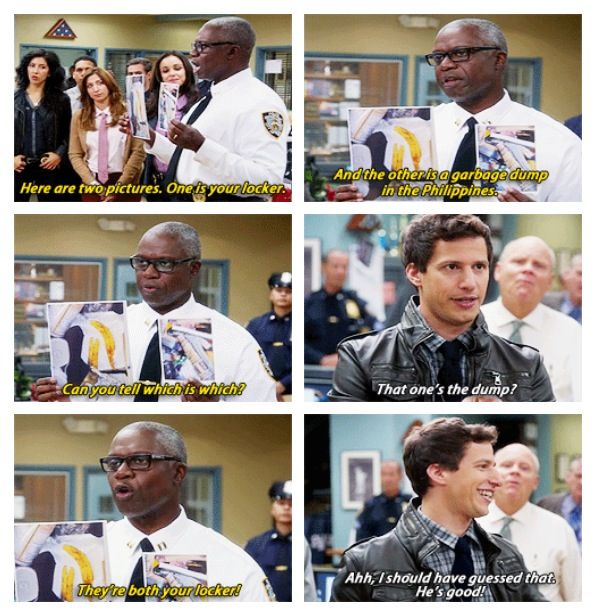 I love me some Andy Samberg. Portlandia, Parks and Rec, SNL, the lonely island. Was only a matter of time before he'd be making us laugh as a lead character.
