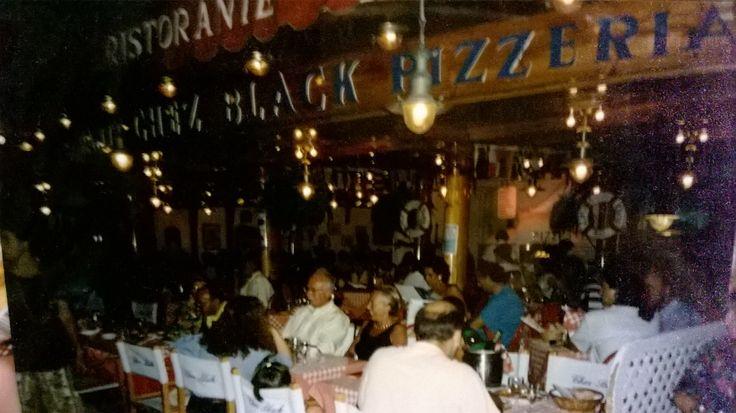 Chez Black pizzeria Positano