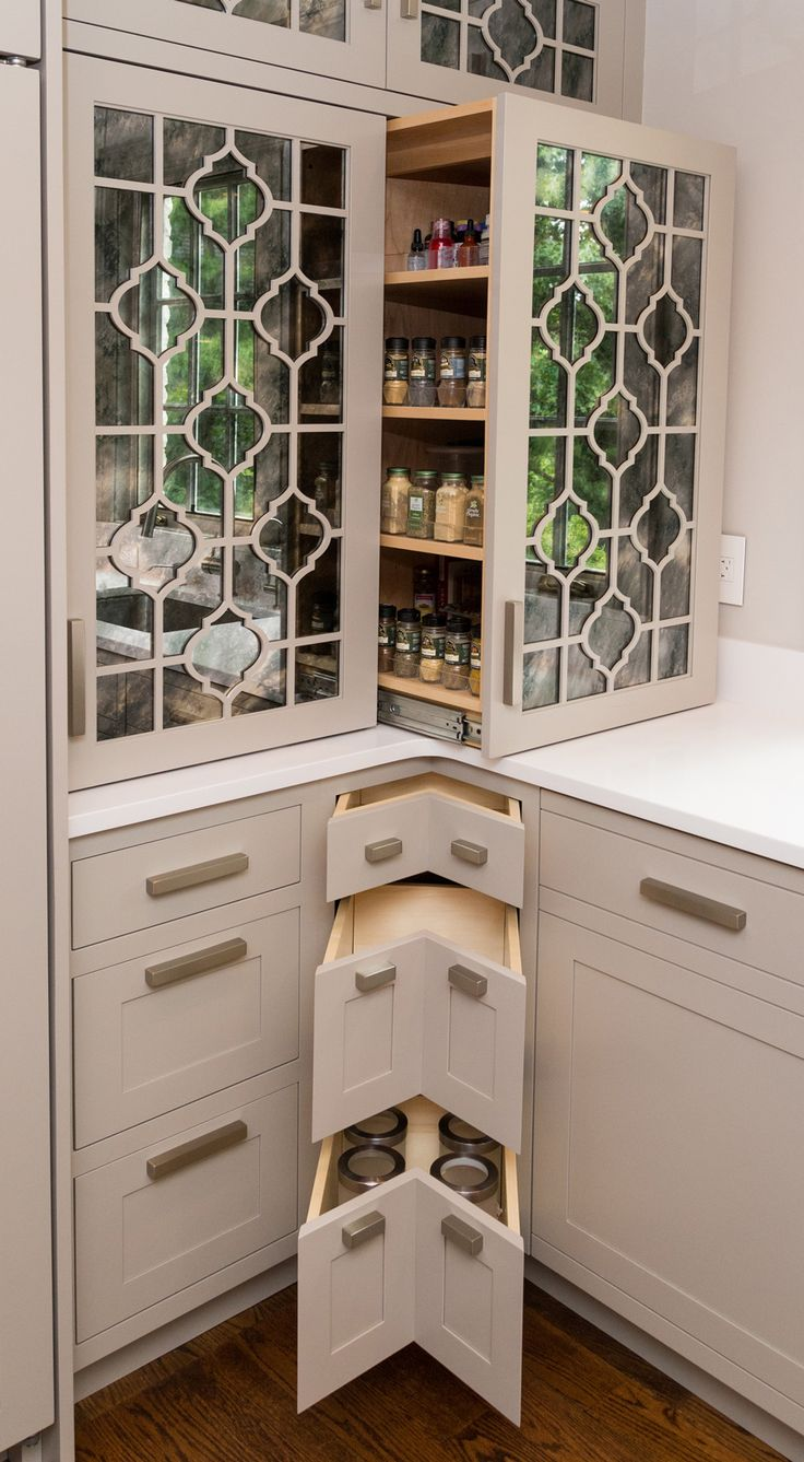 Kitchen cabinet accessories names - Medium Kitchen First Place Name Amy Yin