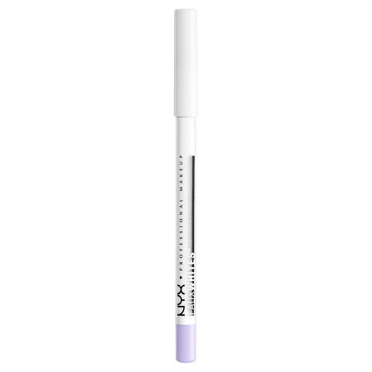 Nyx Professional Makeup Faux Whites Eye Brightener White Smoke - 0.04oz, Purple Smoke