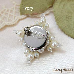 Crescent Jewel броши родители мать подарила диоксид циркония ручной комплект невесты свадьба Pearl
