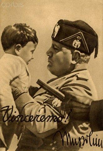 Suggest Primary Source - World War II. Italian fascist propaganda
