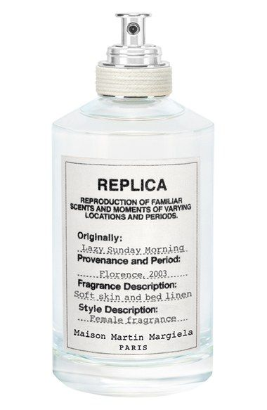 Maison Martin Margiela 'Replica - Lazy Sunday Morning' Fragrance available at #Nordstrom