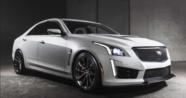 2016 Cadillac CTS-V - time to upgrade!!