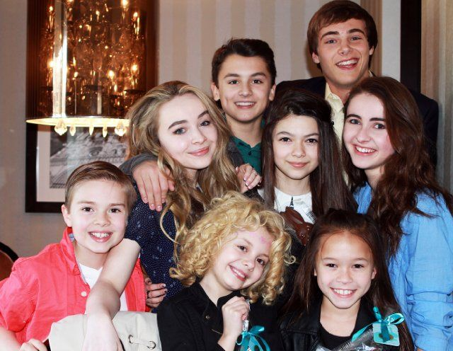 Adventures in Babysitting coming soon!!!!!!!!!!! Sabrina and Sarah Carpenter in it!!!!!!!!!!!!!