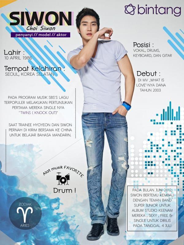 Salah satu penyumbang fans terbesar dalam Super Junior adalah Choi Siwon. Siwon punya karakter dan pembawaan yang cool dan sedikit misterius. Tapi jangan salah, penyanyi 29 tahun ini merupakan penggila alat musik pukul, yakni drum. Bermain drum menjadi salah satu cara Siwon mengekspresikan dirinya. #Siwon #SuperJunior #InstaKpop #Bintang #Indonesia
