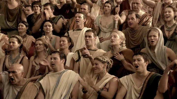 Talents on Spartacus
