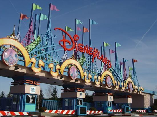 Yo que nunca he sido del color rosa ni de princesas, me muero por ir a Disneyland