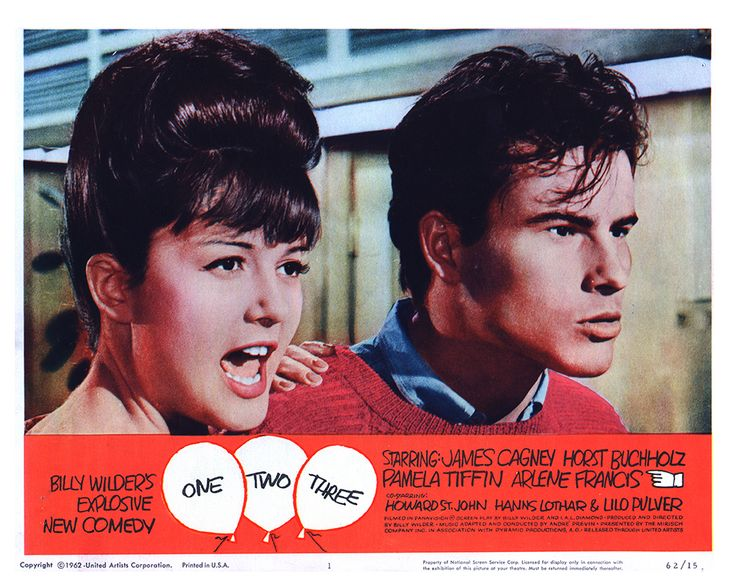 A Year of Spy Films 233/365 One, Two, Three (1961 United States)  The International Spy Film Guide Score: 8/10  #isfg #spyfilmguide #billywilder #horstbuchholz #spymovie #spyfilm #jamescagney #cocacola #berlin #khachaturian https://www.kisskisskillkillarchive.com