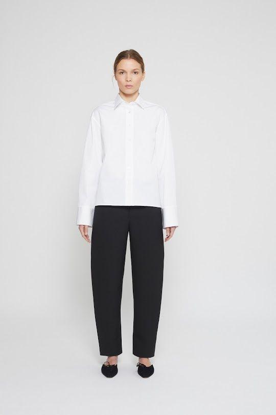 Palermo shirt white
