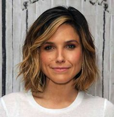 Cool 1000 Ideas About Wavy Bob Hairstyles On Pinterest Wavy Bobs Short Hairstyles Gunalazisus