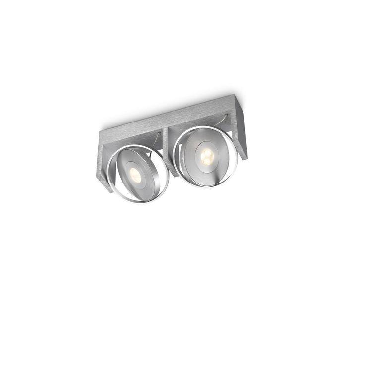 Awesome Hochwertiger Philips Vision LED Spot Aluminium von PHILIPS g nstig erwerben bei click licht de