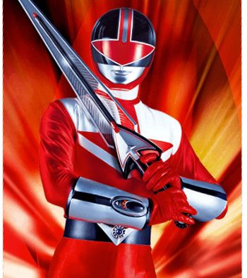 Time Force Red Ranger